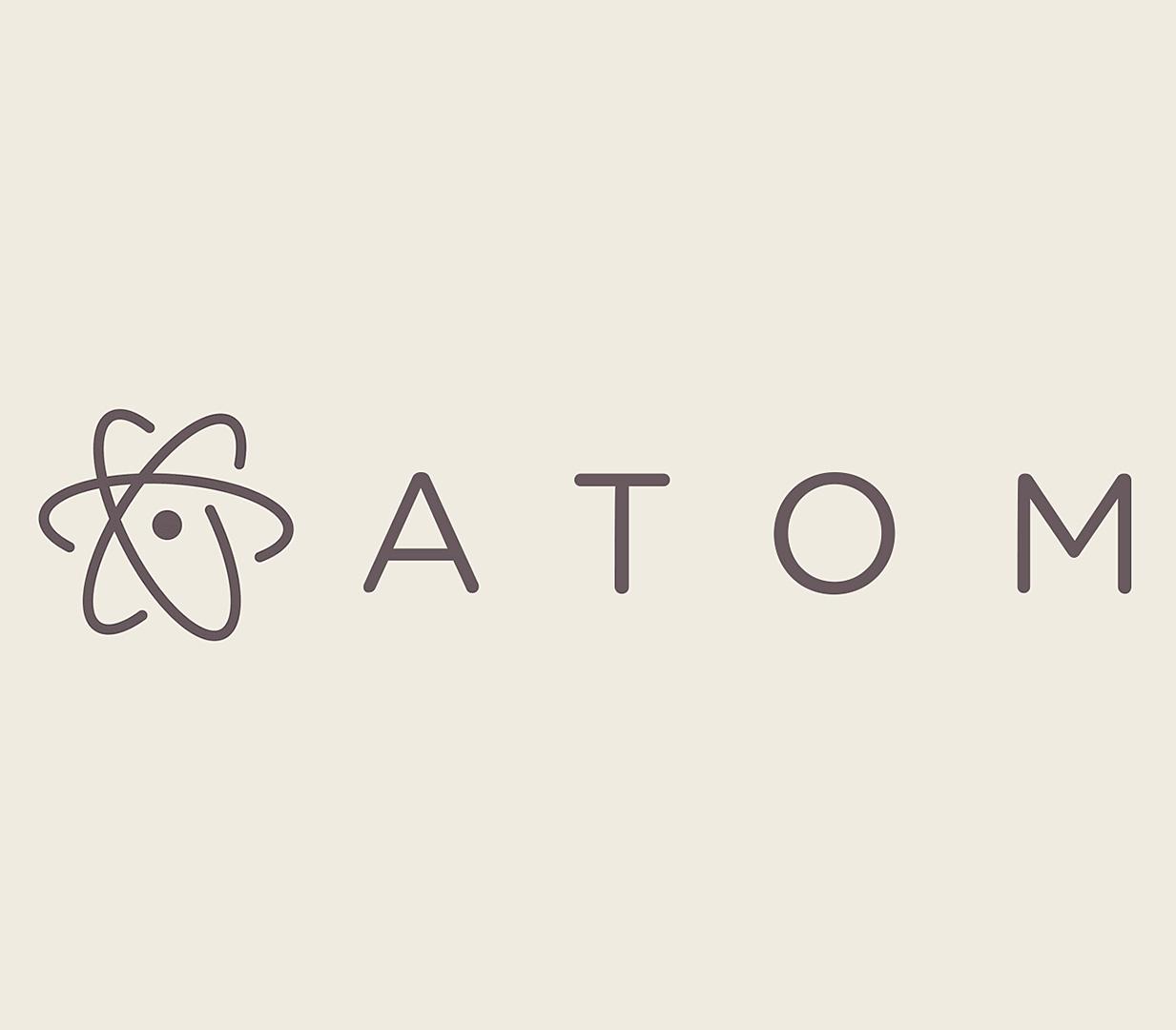 Atomのロゴ