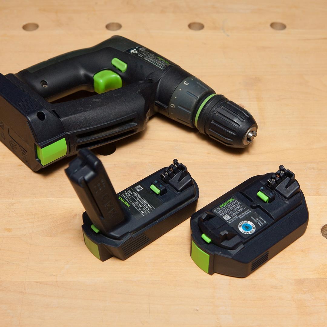 Battery for Festool CXS/TXS