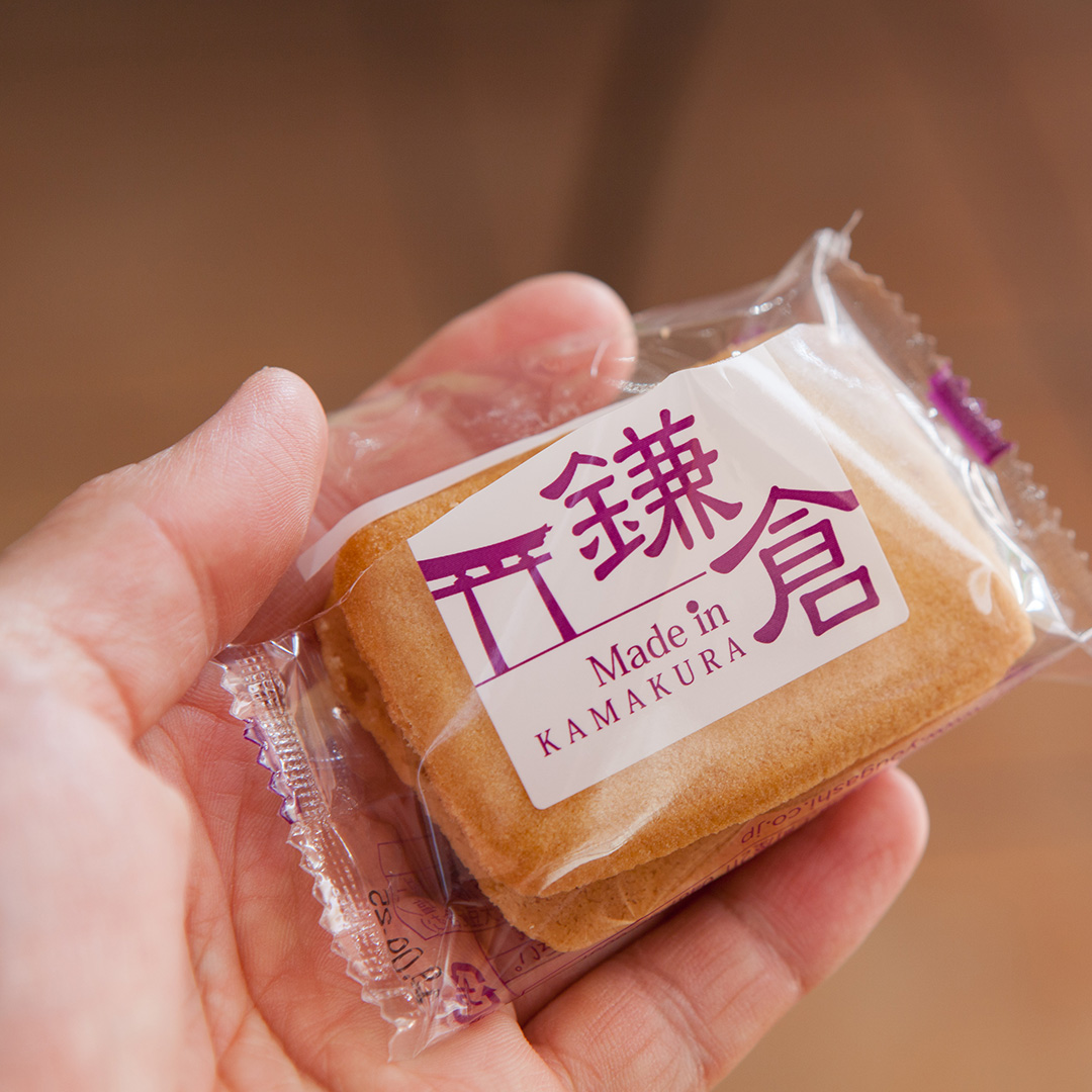 鎌倉ニュージャーマンのレーズンクッキー