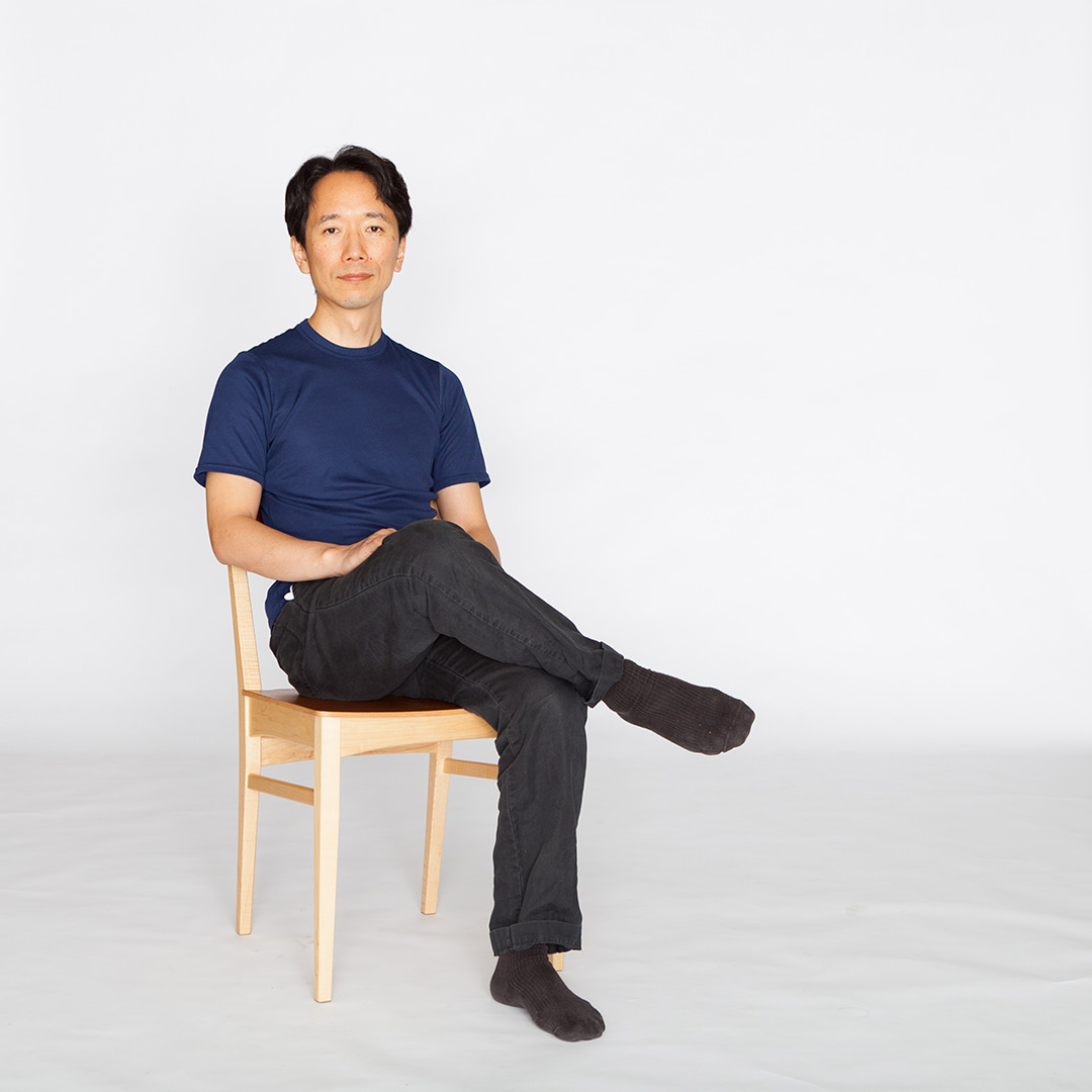 家具デザイナー須藤 生