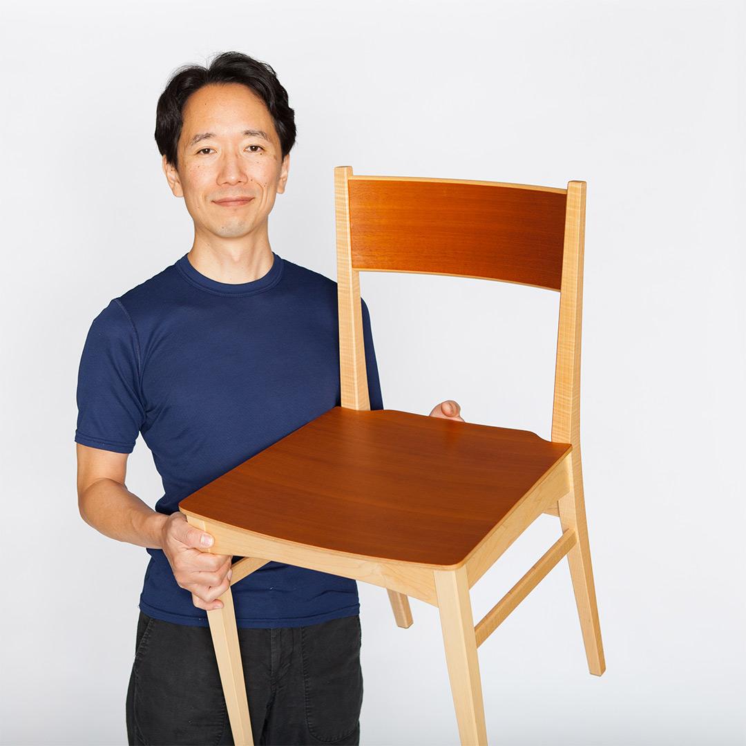 家具職人 須藤 生