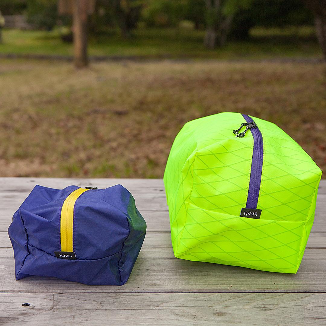 山の道具屋シェルトのbox sack